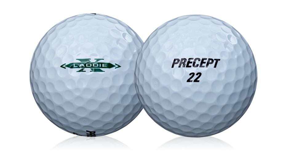 Bridgestone Golf Laddie Golf Balls