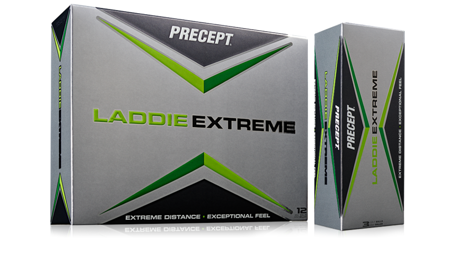 Bridgestone Golf Laddie Extreme Golf Ball Box