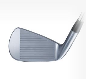 Bridgestone Golf JGR - CB Forged Iron Golf Club Face