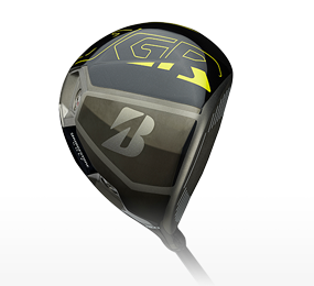 Bridgestone Golf JGR Driver Bottom View