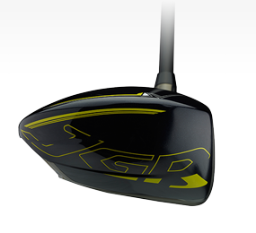 Bridgestone Golf JGR Driver Golf Club Front