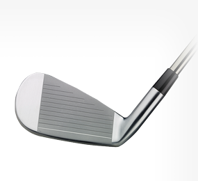 Bridgestone Golf JGR Hybrid Iron Face