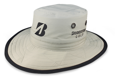 Bridgestone Golf Boonie Hat Tan