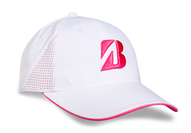 Bridgestone Golf Lady Collection Golf Hat Pink