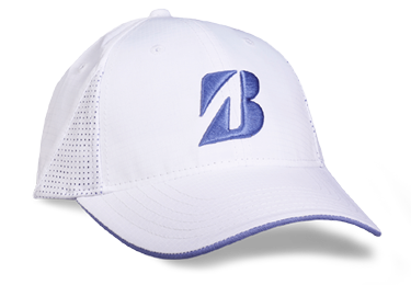 Bridgestone Golf Lady Collection Golf Hat Purple