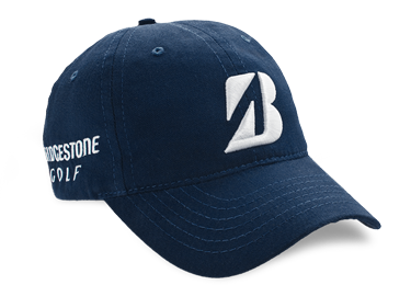 Bridgestone Golf Tour Relaxed Golf Hat Navy