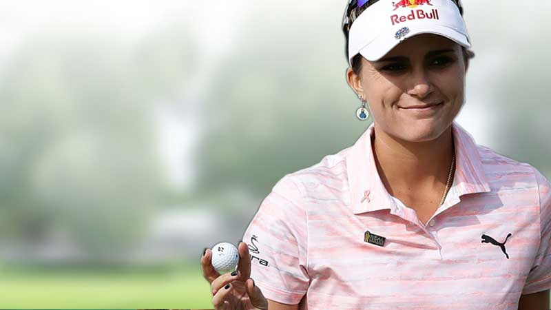 Bridgestone Golf Tour Team Lexi Thompson